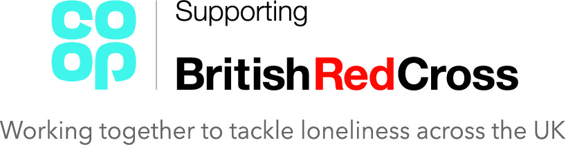 The British Red Cross and Co-op Partnership